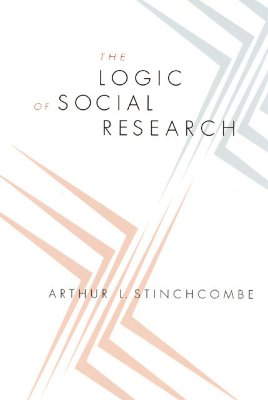 The Logic Of Social Research By Stinchcombe, Arthur L.