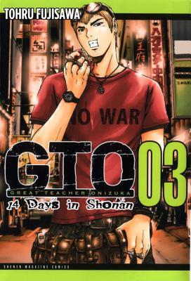 Gto: 14 Days in Shonan 3 By Fujisawa, Tohru